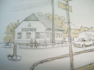 Usserd kongevej 22 2970 hrsholm - ruteplan p kort